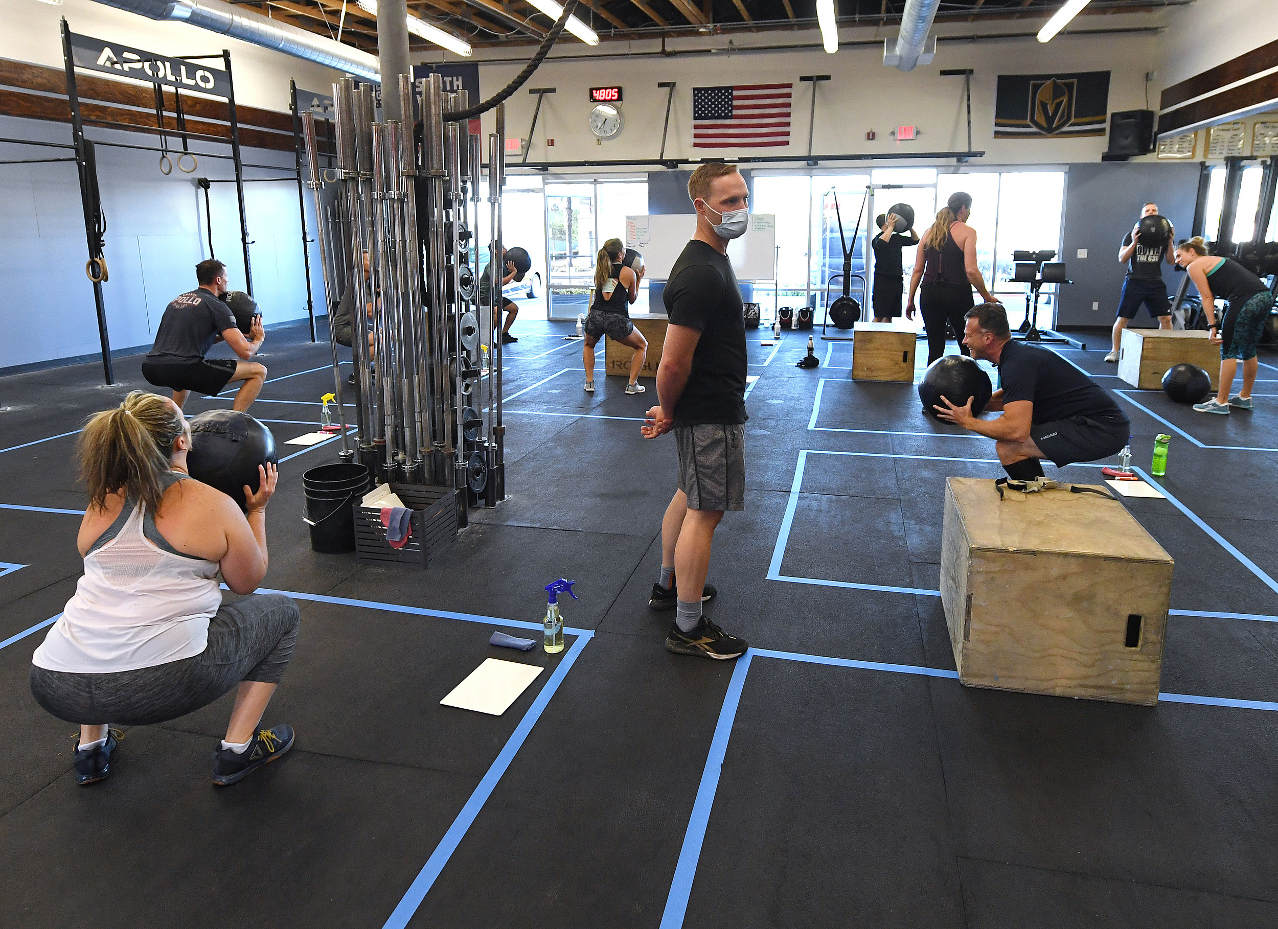 Rules New York Gyms May Have To Follow When Allowed To Reopen