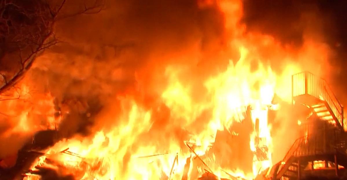 Massive Fire At Mid-Hudson Region Nursing Home Kills at ...