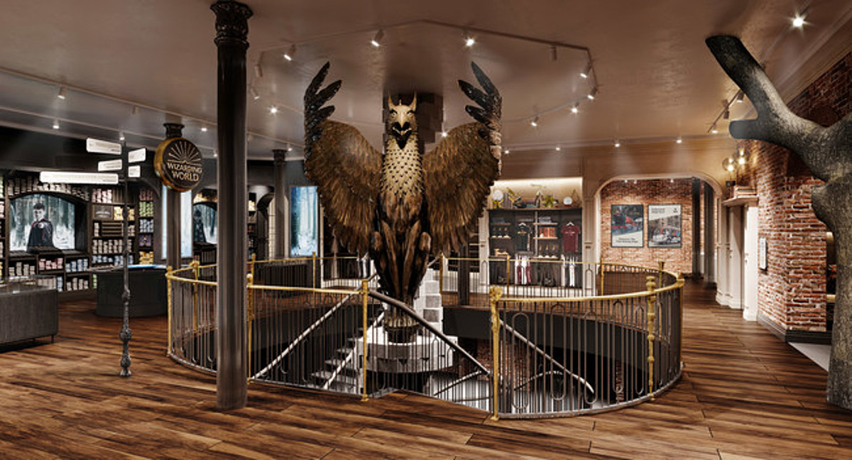 Biggest Harry Potter Store in the World Coming to New York