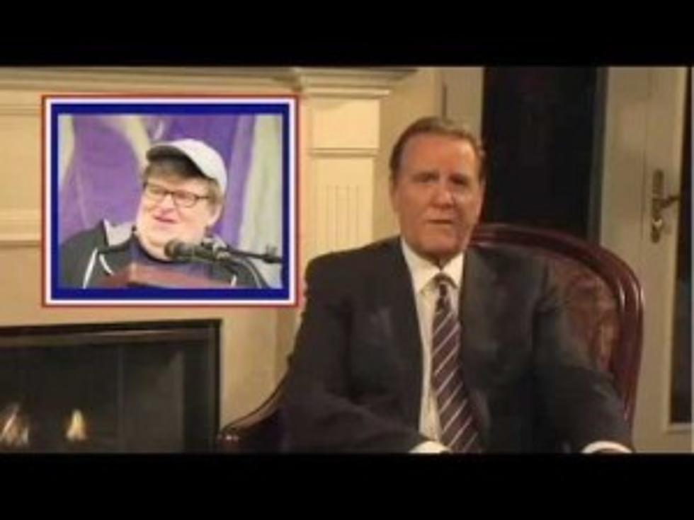 775de24c72d3 Game Show Icon Chuck Woolery Rips Flint Native Michael Moore  VIDEO