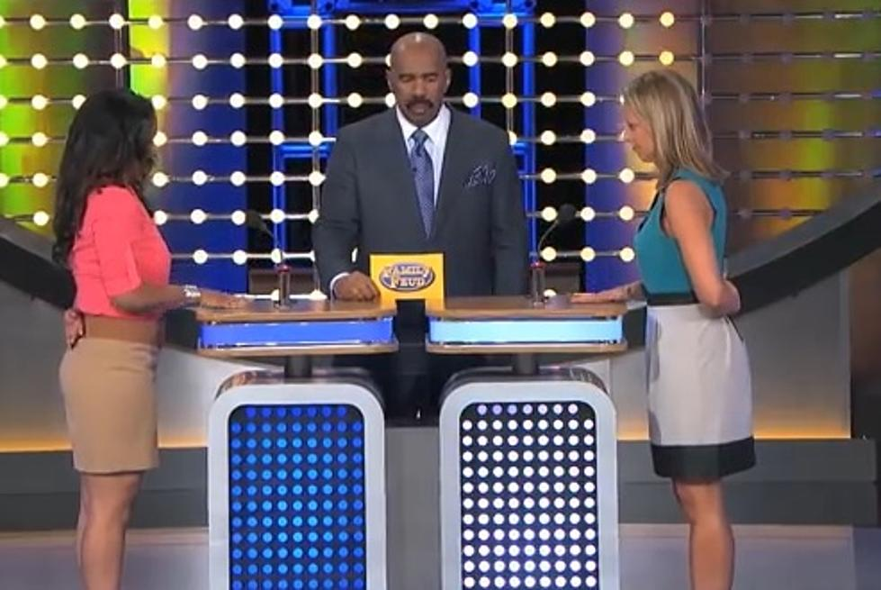 Family Feud Contestant Gives 'Colorful' Answer [VIDEO]