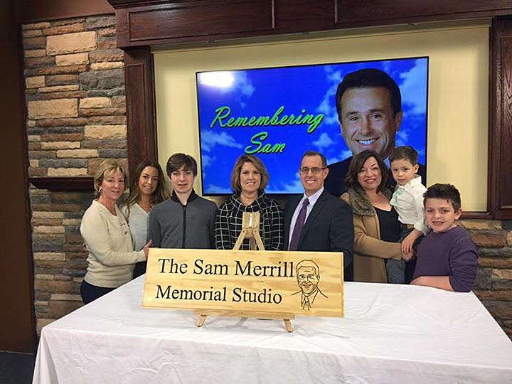 WNEM Remembers Sam Merrill, One Year After His Death [VIDEO]