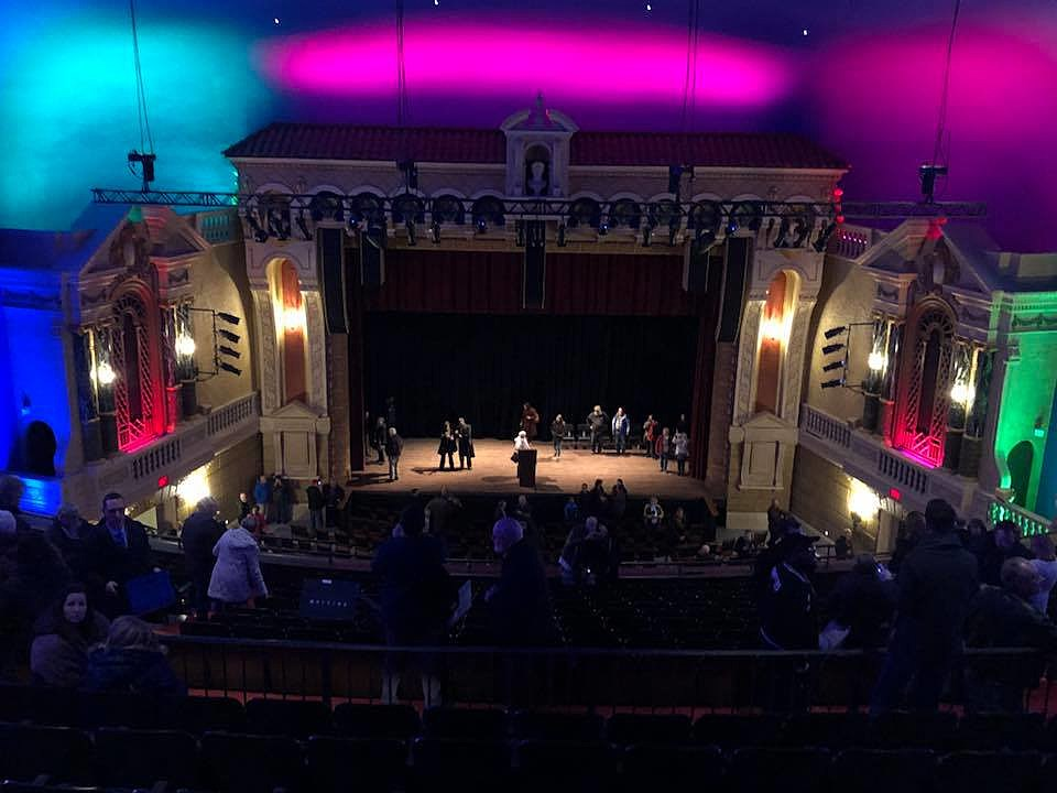Take A Look Inside Flints Newly Restored Capitol Theatre