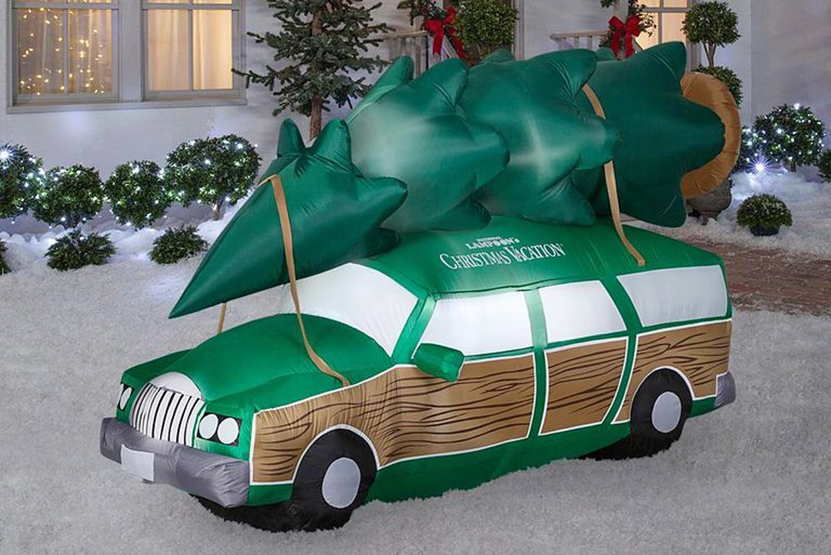 Be Clark Griswold With This 'Christmas Vacation