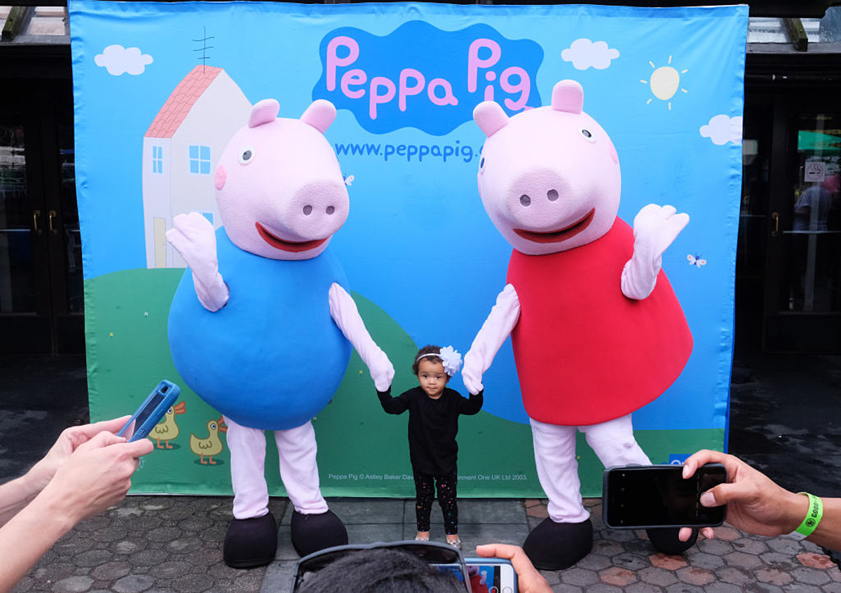 Need A Job Peppa Pig World Of Play Store Auburn Hills Hiring