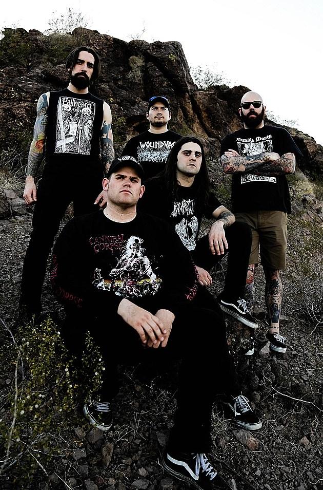Gatecreeper on Death Metal and Heroin Addiction