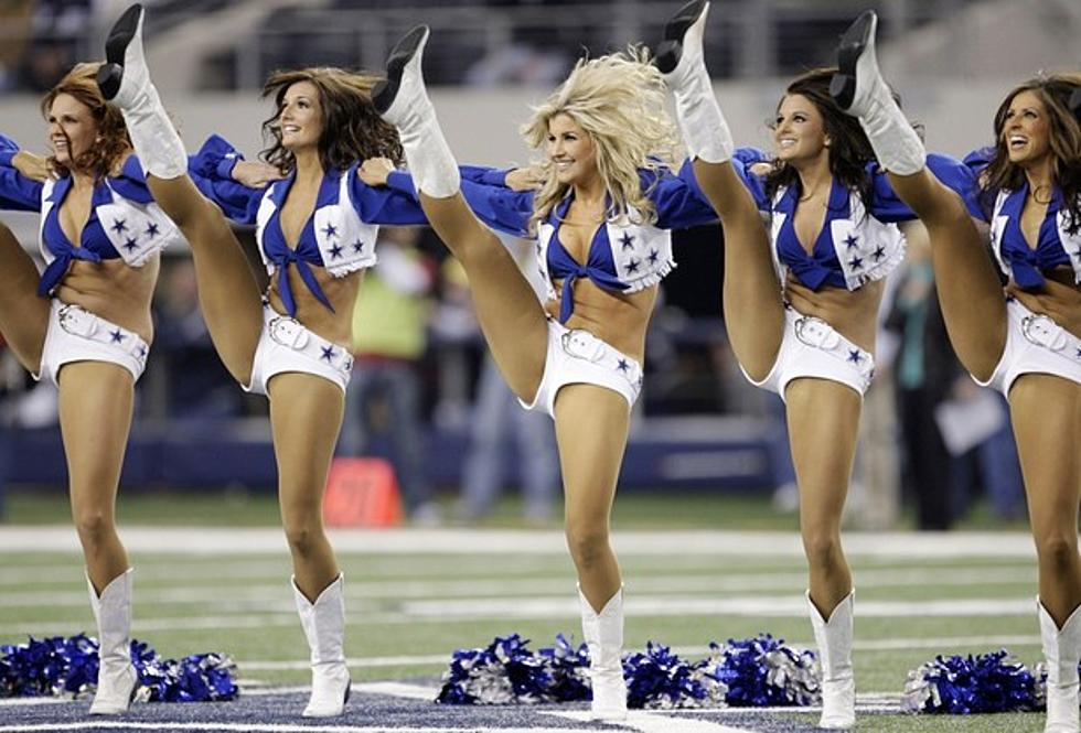 Hot NFL Cheerleaders Gallery