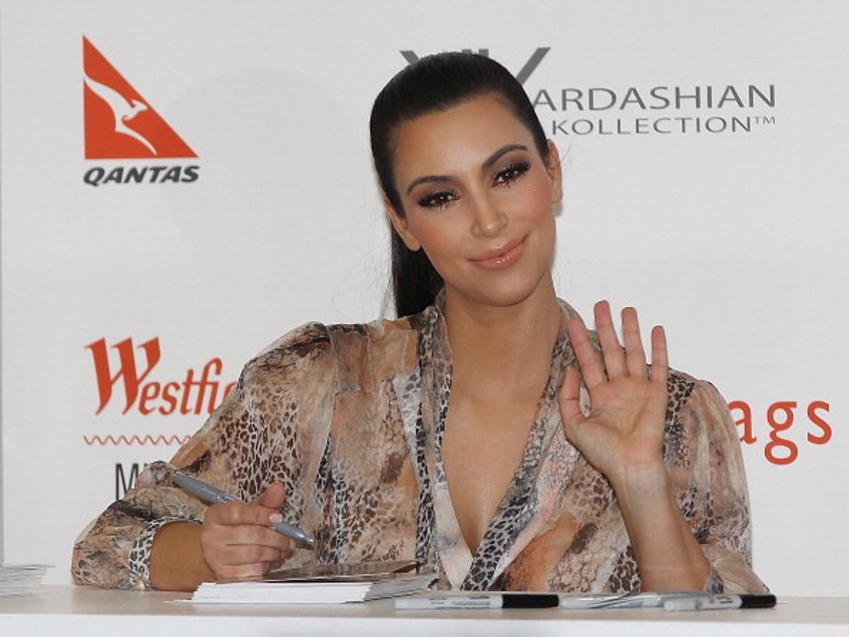 17 Times Kim Kardashian Bared All & Broke The Internet In