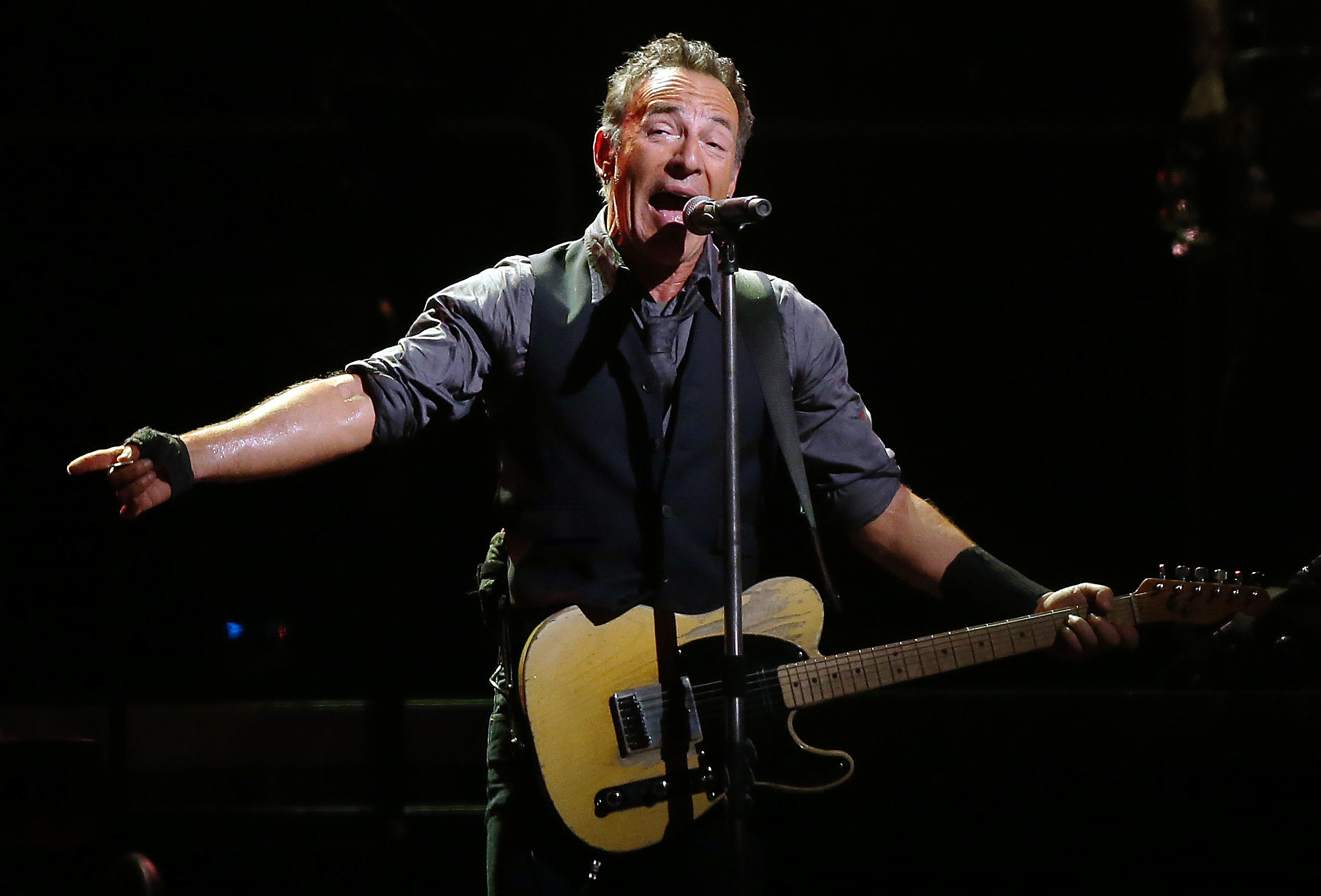 Bruce Springsteen to Headline March Madness Festival