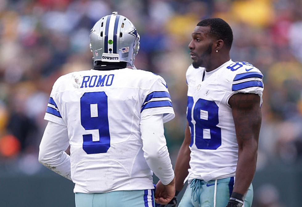 Tony Romo Not Happy With Bryant Patmon Scuffle
