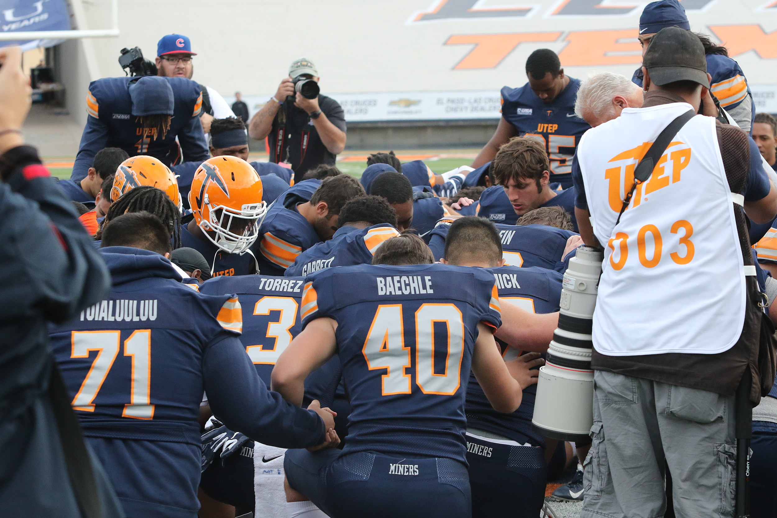 hot sale online 3aba7 eae11 UTEP Football Season Overview: Ups and Downs