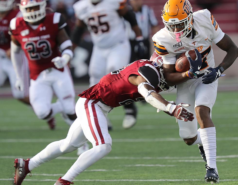 Details for UTEP and NMSU Battle of I-10 Football Game