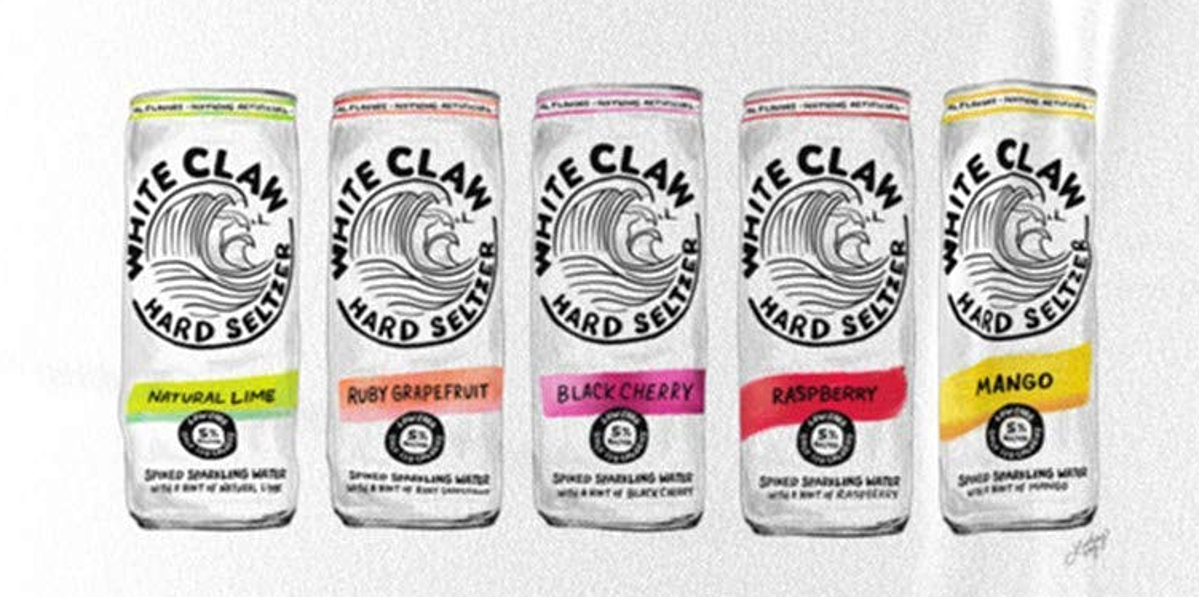 Montana #1 for Drinking White Claw