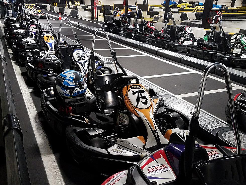 Go Karts Columbus >> Inside Go Kart Racing Karts Indoor Amusement Center 2019 08 23