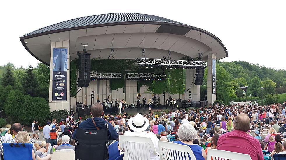 Fred Meijer Gardens Concert Series Fasci Garden