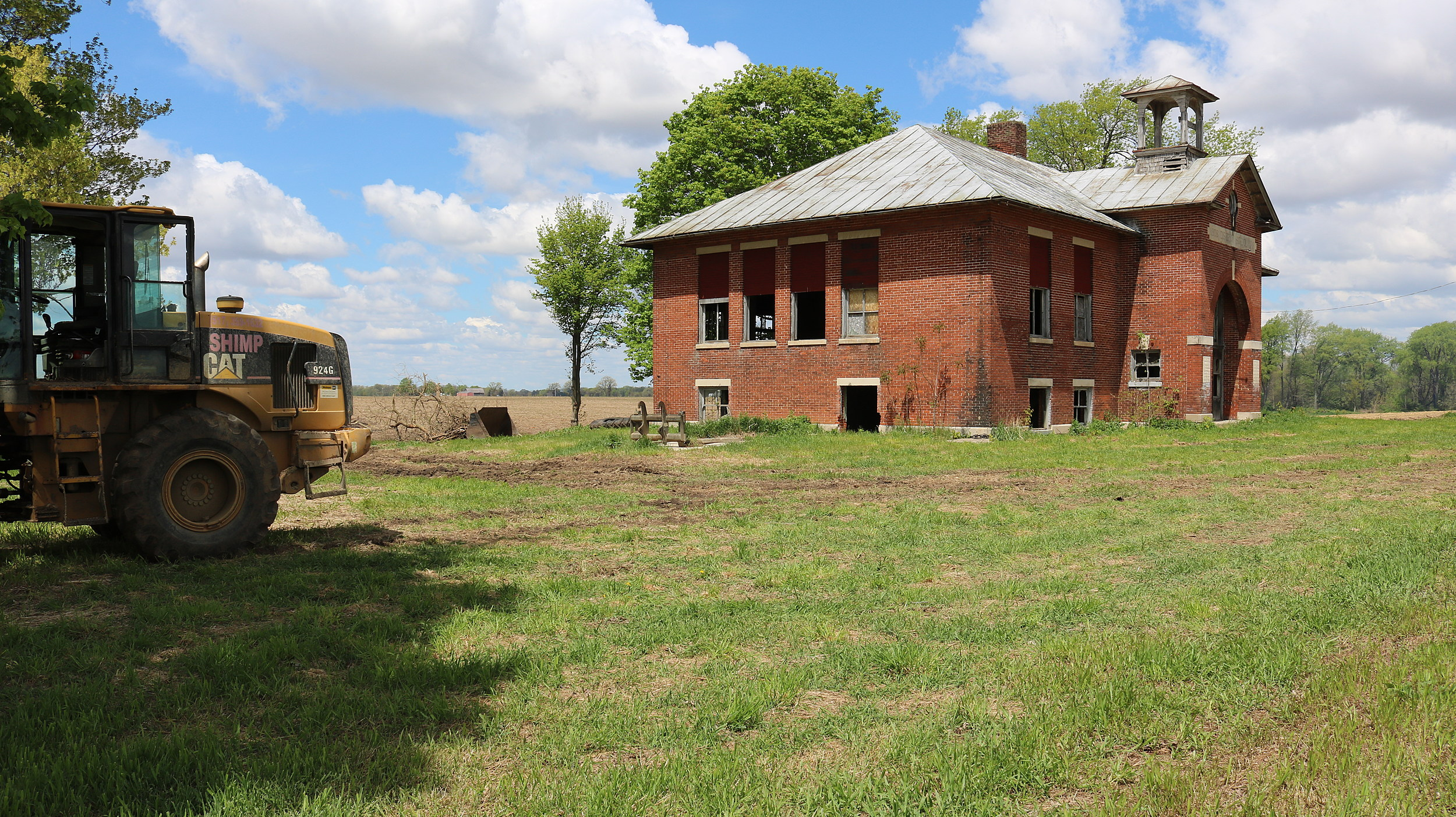 Events At This Abandoned Michigan School Inspired The Movie