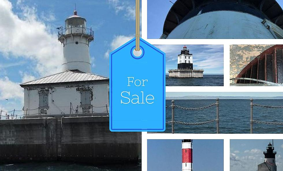 These 5 Historic Michigan Lighthouses are For Sale