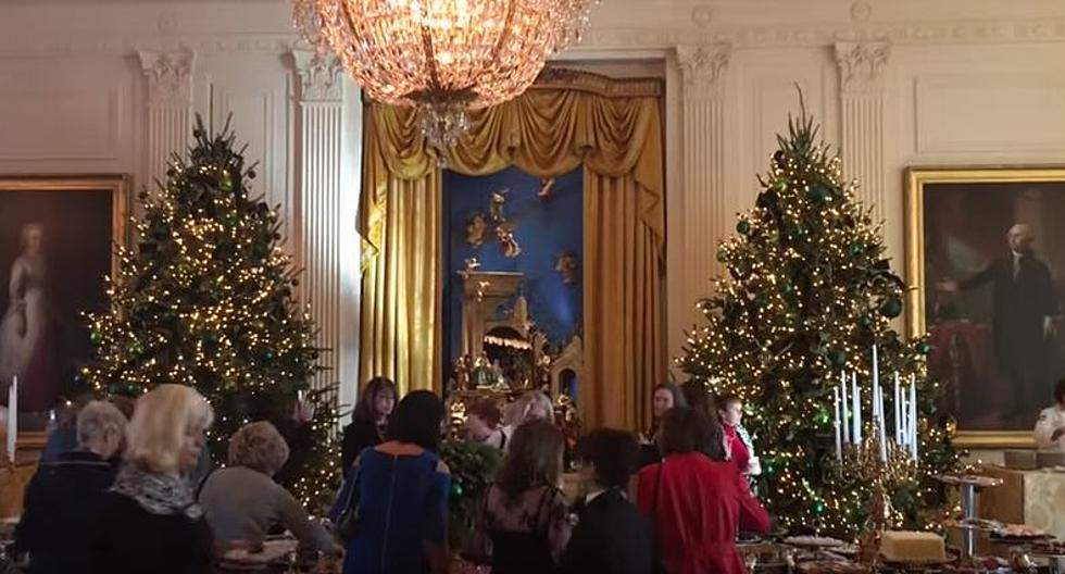 The Michigan Connection To The White House Christmas Tree