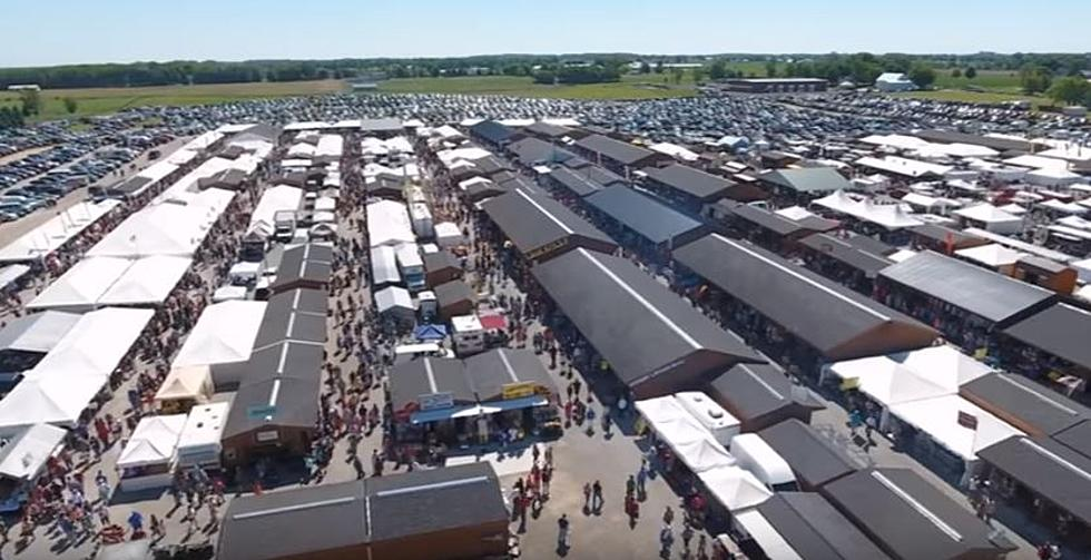 The Midwest S Largest Flea Market Shipshewana Opens For 2018 Season