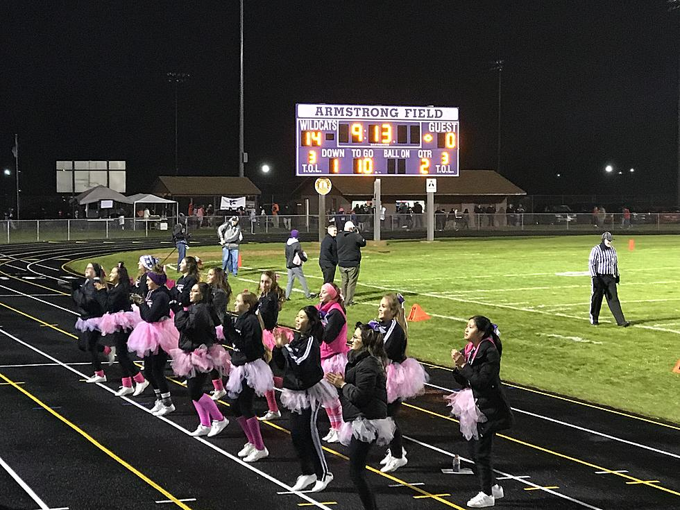 Halftime Proposal Steals The Show At Three Rivers Football Game