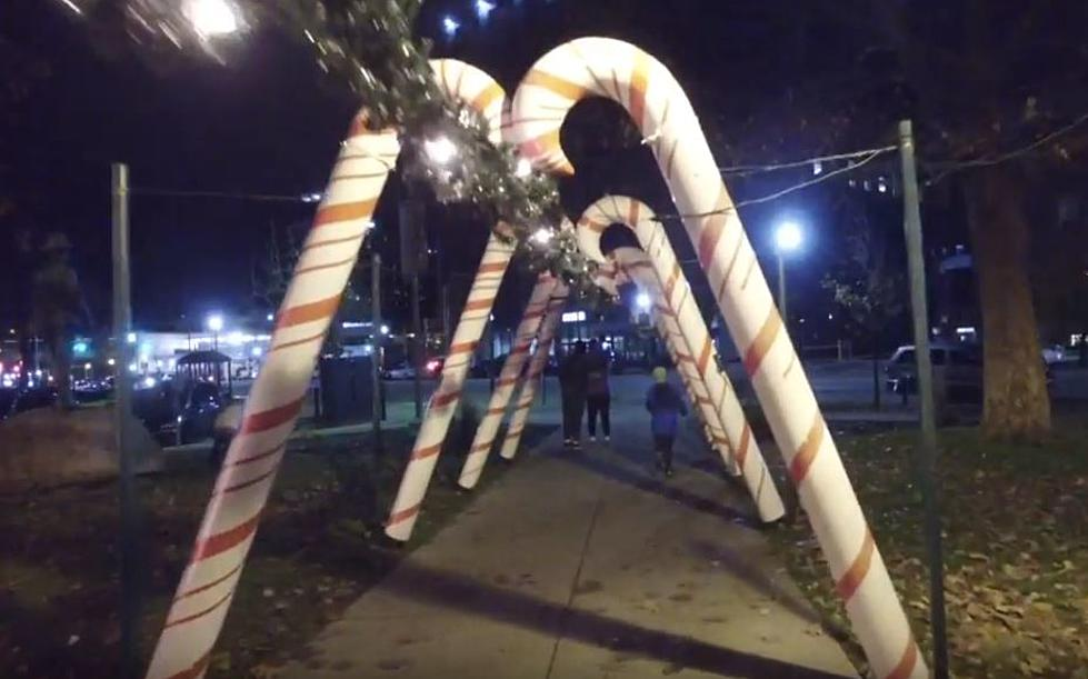 Candy Cane Lane Is Back As Kalamazoo Gets Ready For Christmas