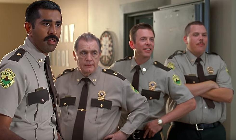 Look at This Right Meow- Mi State Police Recreate Super Troopers