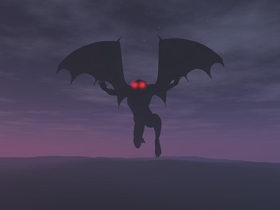 More Great Lakes Mothman Sightings - This Time in Indiana