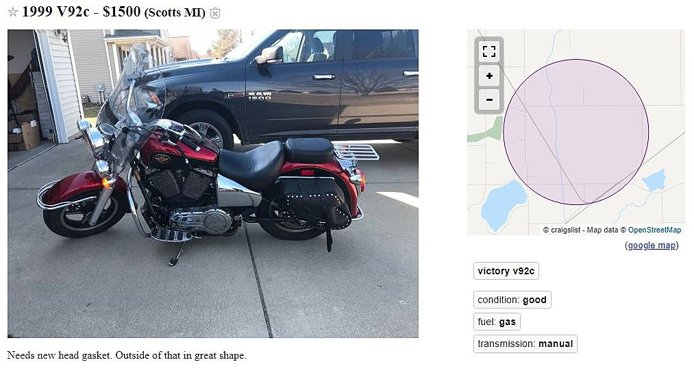 Project Cars For Sale On Craigslist In Alabama