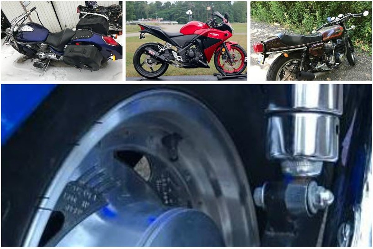 10 Motorcycles for Less Than $2,500 on Craigslist Kalamazoo