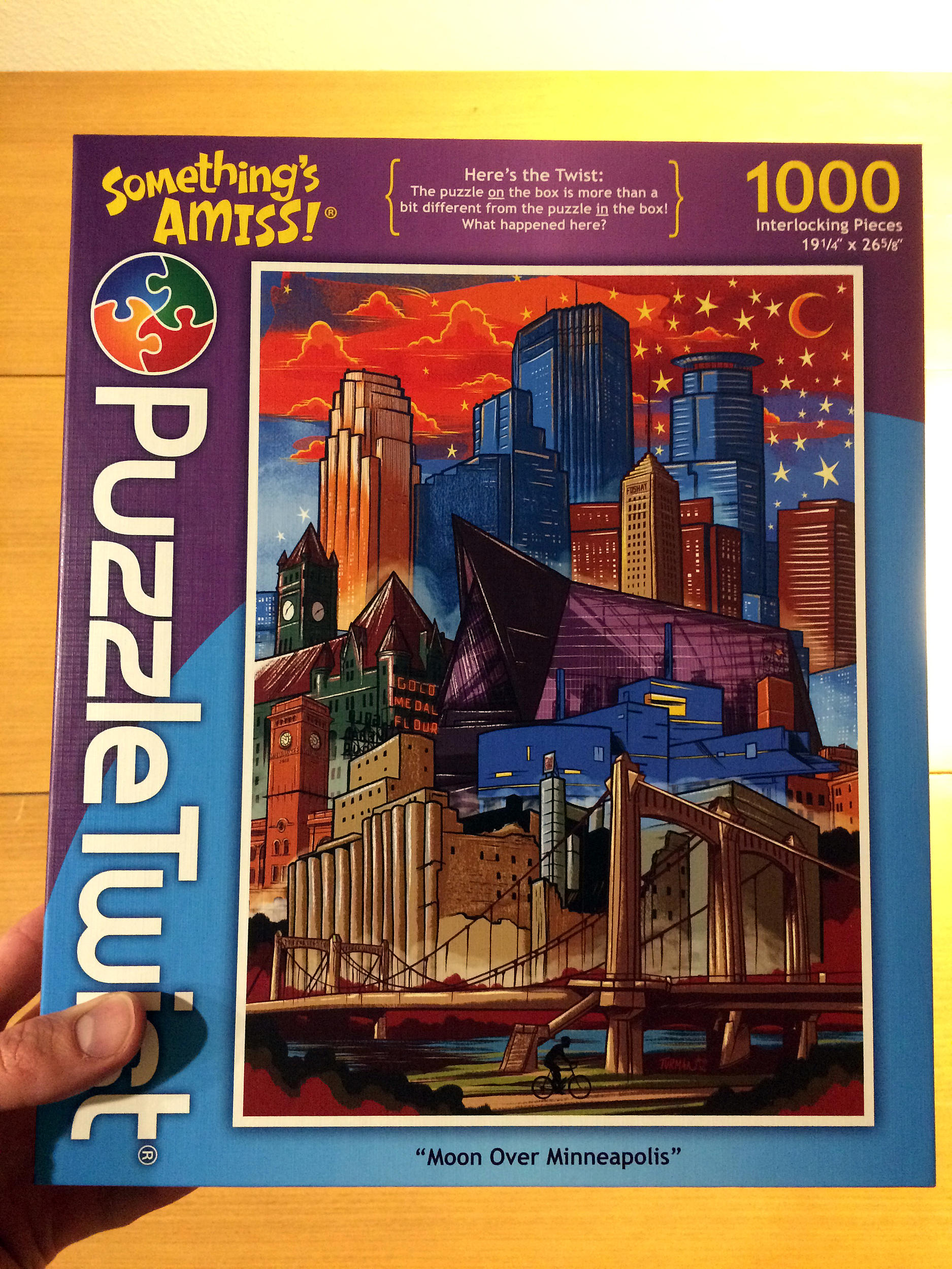 Why THIS Puzzle Took My Wife and Me Three Months to Finish