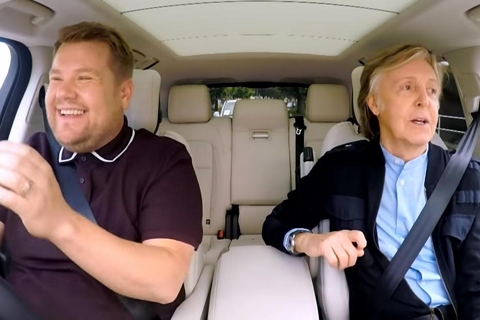 Why Paul Mccartney S Carpool Karaoke Left Me In Tears