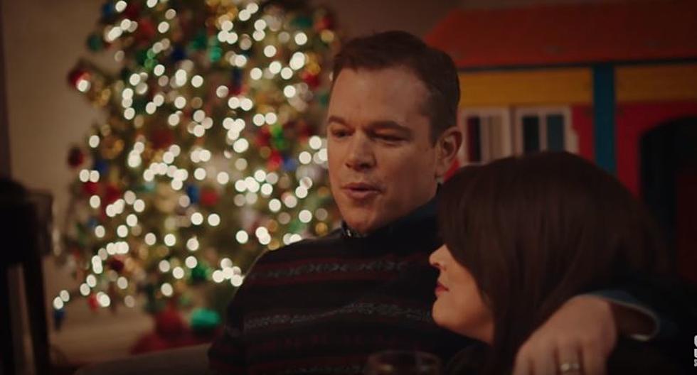 Youtube Best Christmas Ever Snl 2020 Hilarious Matt Damon SNL Christmas Skit