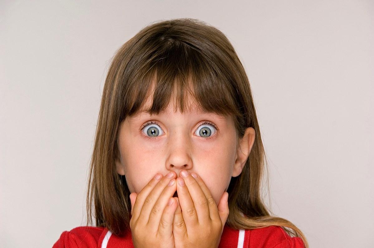 Страх картинки для детей