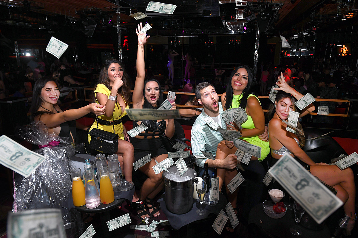 El paso strip club review