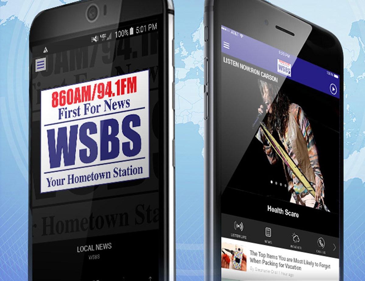 Introducing: The 94 1FM | 860AM WSBS Mobile App - WSBS 860AM
