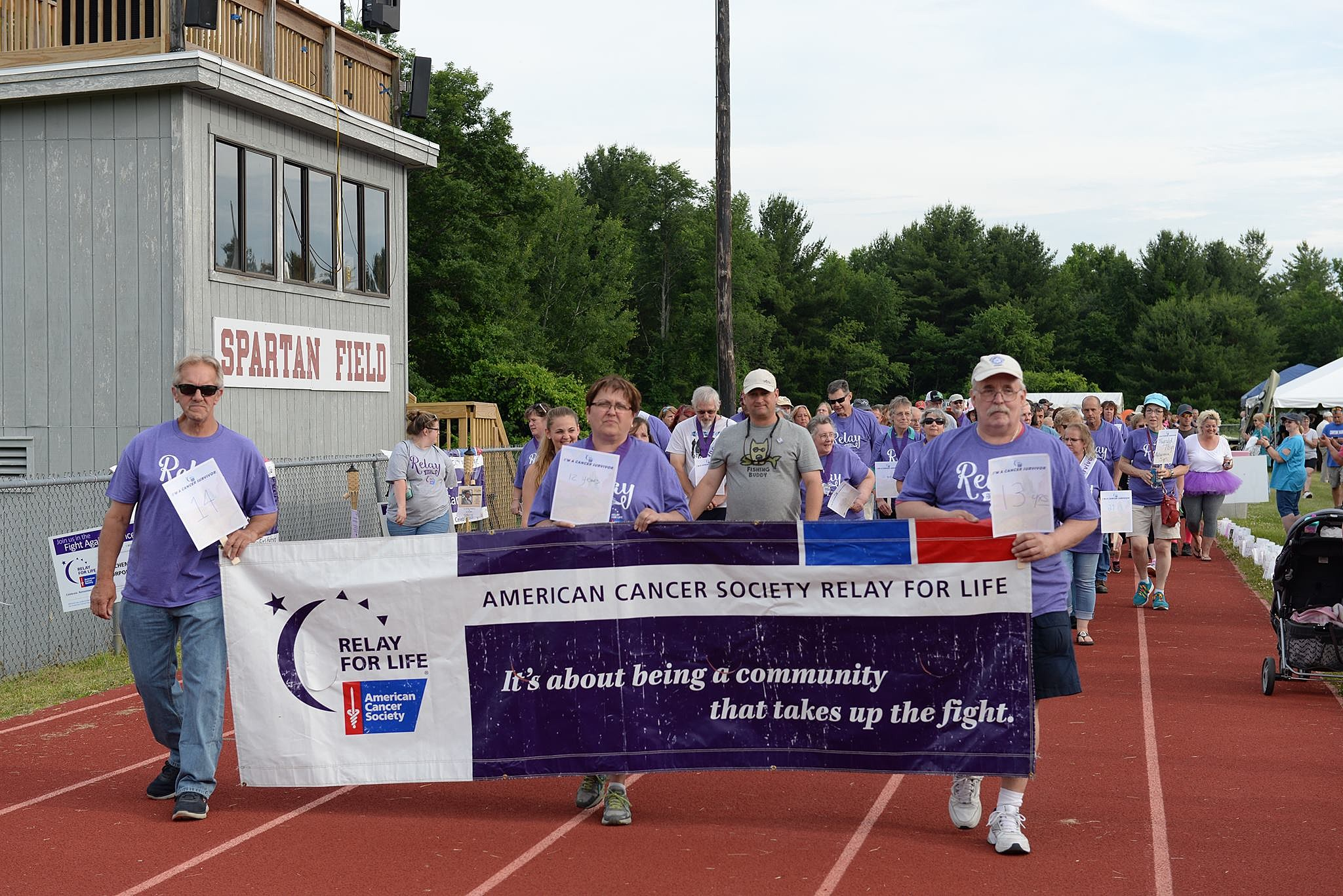 Relay For Life 2019 - Event Schedule and Registration Info