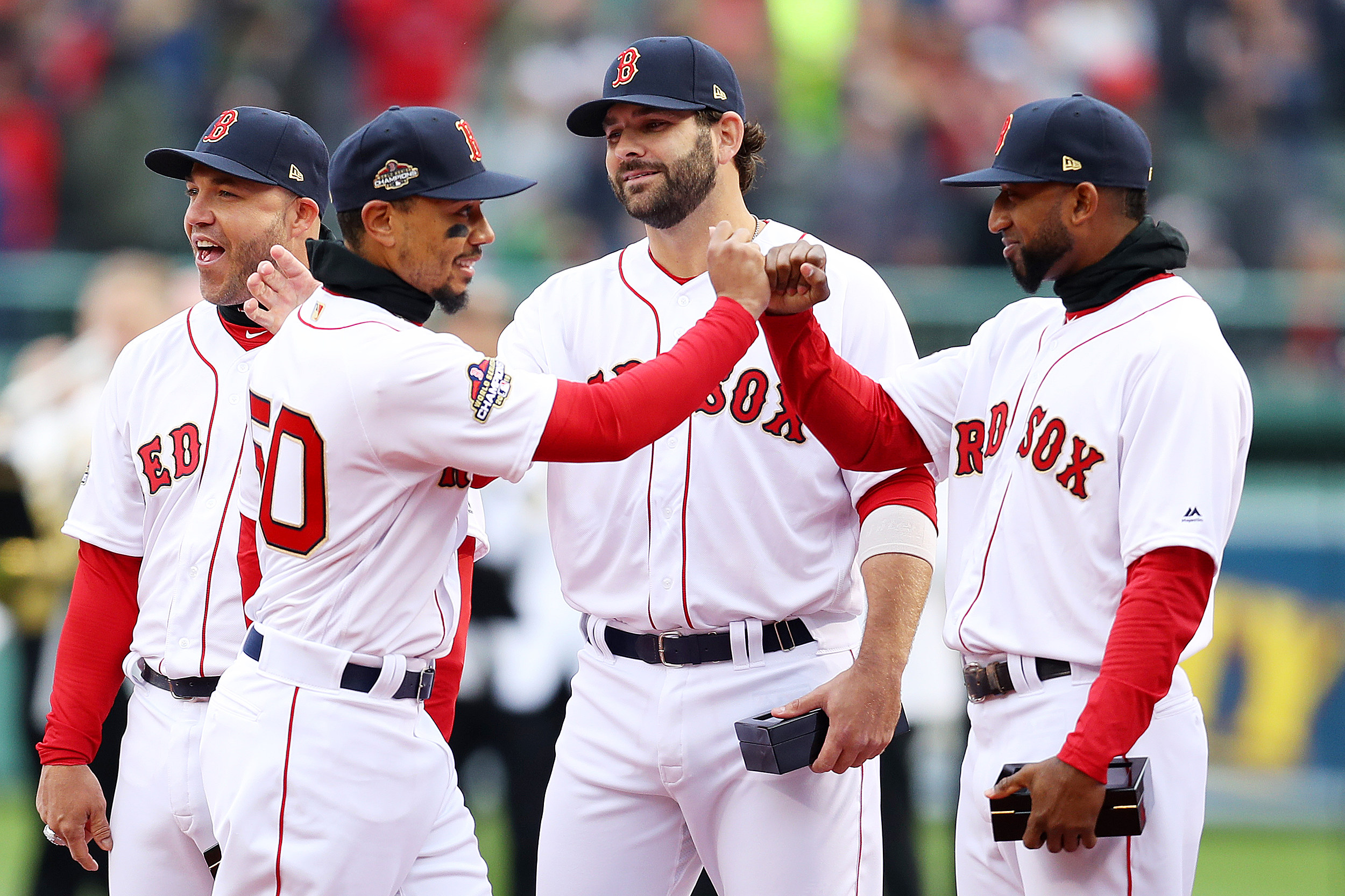 photo relating to Boston Red Sox Printable Schedule referred to as 2019 Boston Purple Sox Complete Period Plan