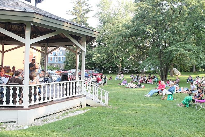 More Concerts Added At The Gazebo In GB