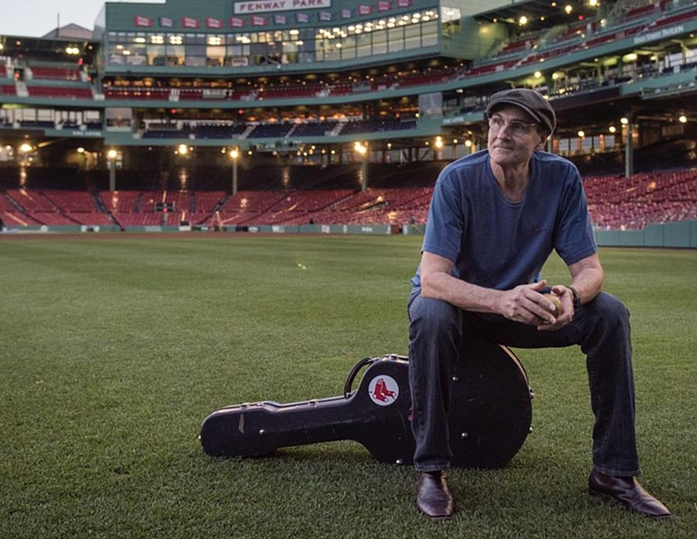 James Taylor to Perform National Anthem at Game 1 of World