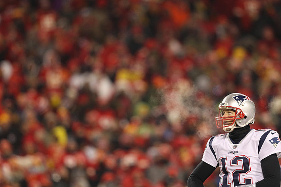 Tom Brady's Facial Expression Says It All In Instagram Video