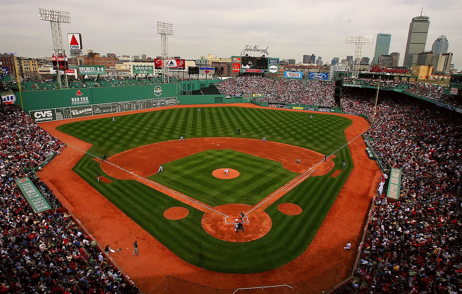 Fenway Will Be The States 2nd Mass-Vaccination Site