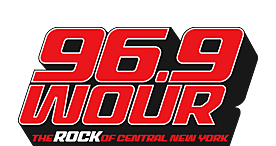96 9 WOUR - The Rock of Central New York