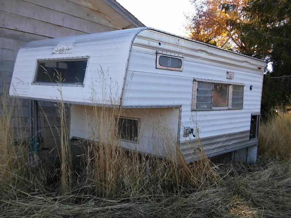 We Found A Free Fixer Upper Camper In Albion On Craigslist