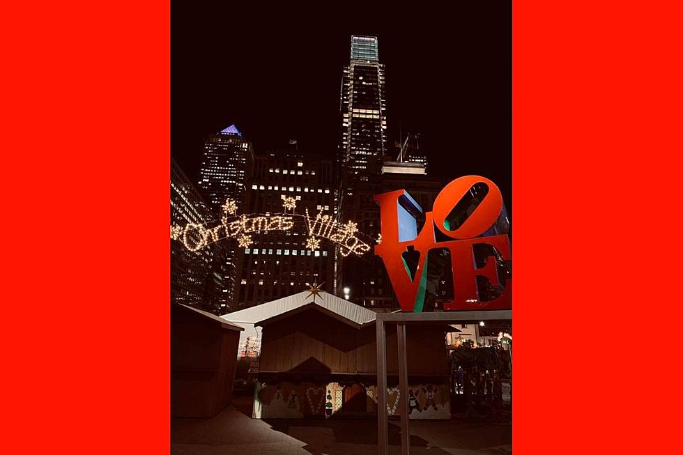 Christmas Village Philadelphia.A New Giant Light Up Gift Is At The Christmas Village In Philly
