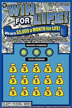 NJ Lottery Is Releasing 4 New Scratch Off Tickets
