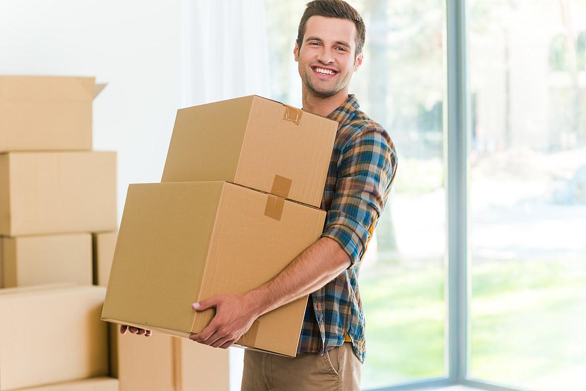 Картинка с коробками заказов