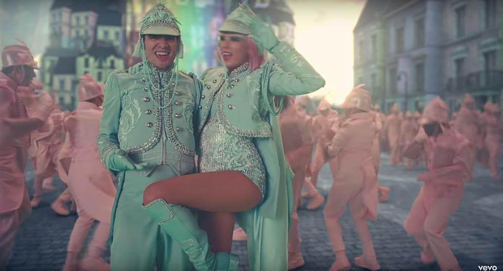 Taylor Swift Drops 'Hey Kids, Spelling Is Fun' Lyrics From 'Me!'