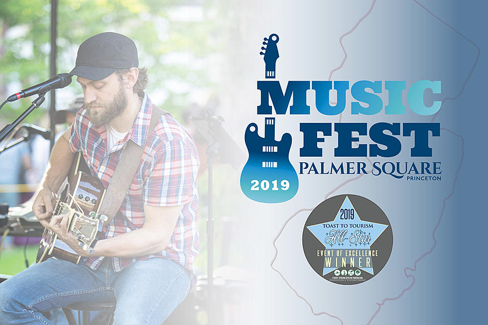 Music Fest 2019 at Palmer Square is this Weekend!!