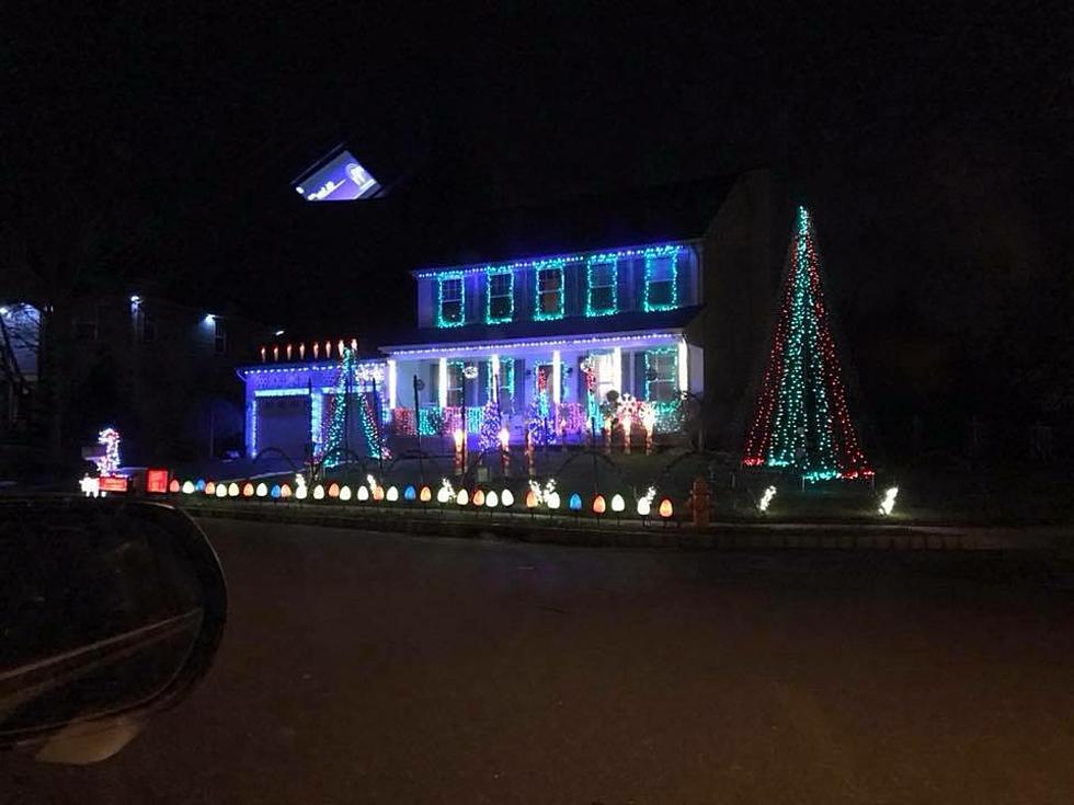 Burlington Lights To Do Light Show