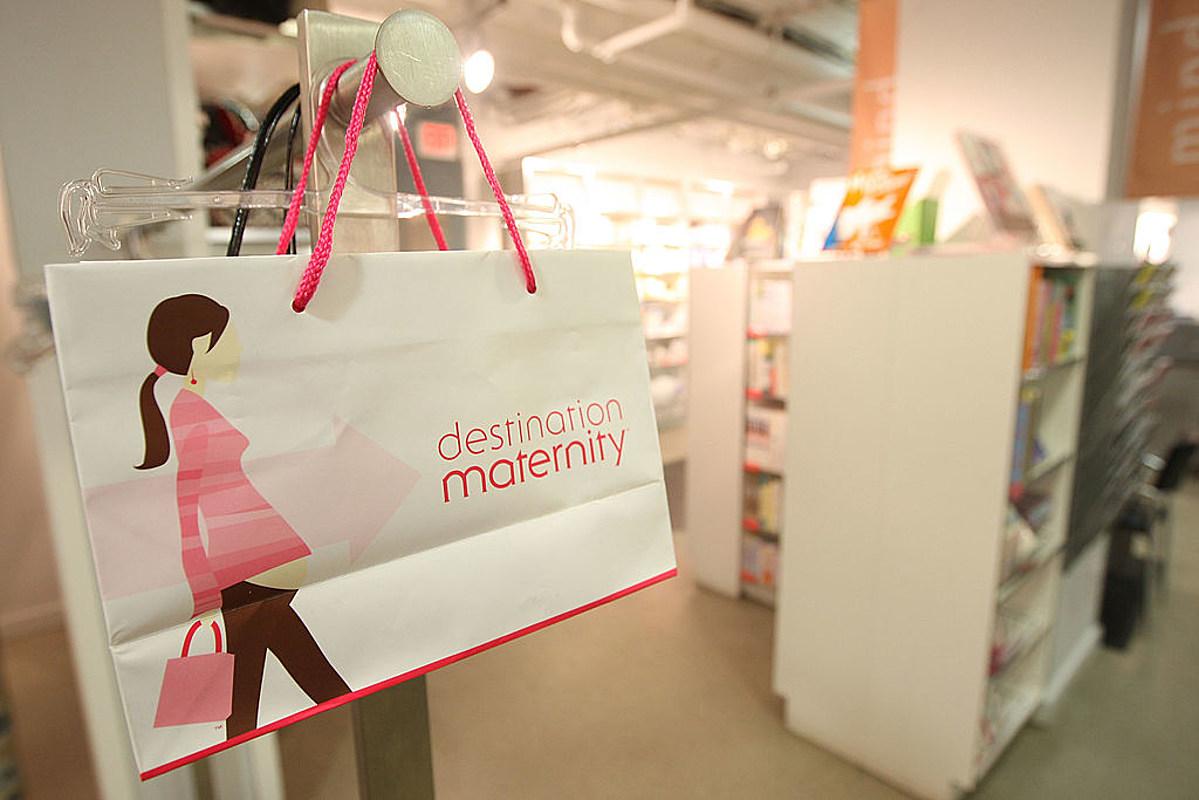 Destination Maternity Motherhood Maternity Announce Closures